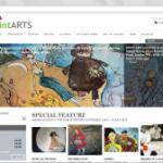 E-commerce for MintArts.com with Prestashop