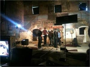 Filming I, Cinna